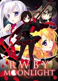 RWBY MOONLIGHT Cover